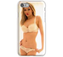 TandA Girl - Nicky Phillips iPhone Case/Skin