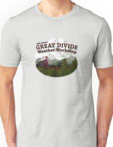 Great Divide Weather Workshop 2009 Unisex T-Shirt