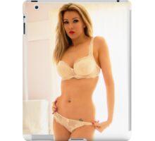 TandA Girl - Nicky Phillips iPad Case/Skin