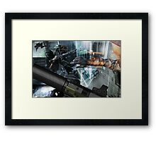 Rainbow Six: Siege Framed Print