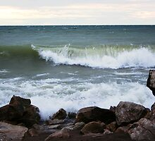 Erie wave by tanmari