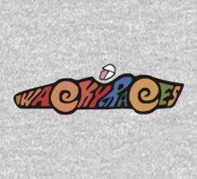 Wacky Races -A Classic Cartoon One Piece - Short Sleeve