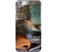 20.5.2015: Old Chair iPhone Case/Skin