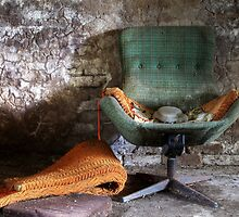 20.5.2015: Old Chair by Petri Volanen