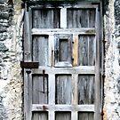 La Bahia Door by Terence Russell