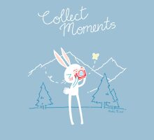 Collect Moments Womens Fitted T-Shirt