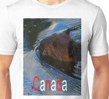 Canada-Beaver,Tee Unisex T-Shirt