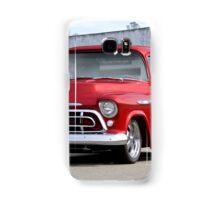 1957 Chevrolet Custom Stepside Pickup Samsung Galaxy Case/Skin