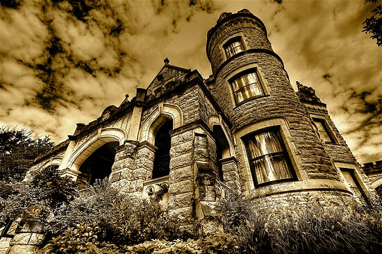 Castle by Tim Wright