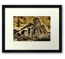 Castle Framed Print