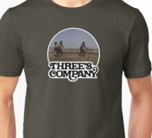Three's Company  Unisex T-Shirt