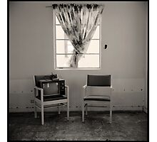 tv set • amboy, ca • 2009 Photographic Print