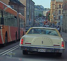 Cruising Norrköping 2009-08-29 by Paola Svensson