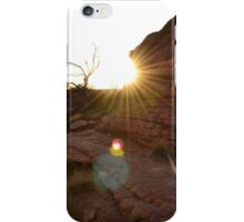 Outback Kings Canyon iPhone Case/Skin