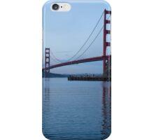 Golden Gate Bridge in Early Morning iPhone Case/Skin
