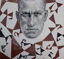 Poet of Futurism by Anastasia Zabrodina