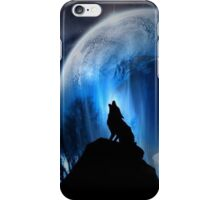 Lonely Wolf Iphone Case iPhone Case/Skin