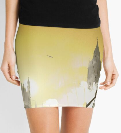 Up In The Air Mini Skirt