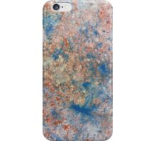Fractured July iPhone Case/Skin