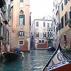 Gondola Ride by Kris McLennan