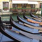 Gondolas by Kris McLennan