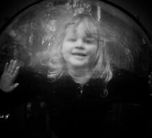The girl in the bubble..... by countrybumpkin