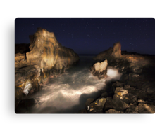 Toothgap Canyon Canvas Print
