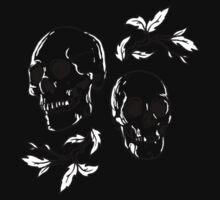 Bones and Leaves Kids Tee