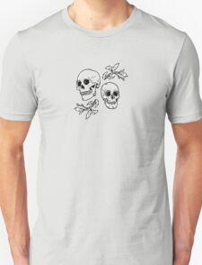 Bones and Leaves T-Shirt