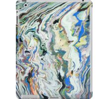 Fluctuating Geology iPad Case/Skin
