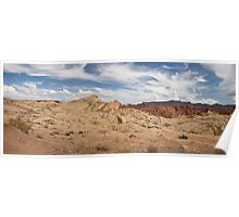 Valley of Fire - Nevada Poster