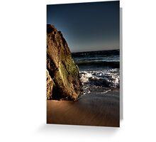 Ocean Rock Greeting Card