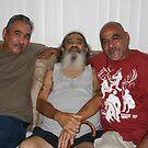Los Hermanos (The Brothers) by Virginia N. Fred