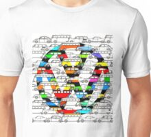 Vw World Unisex T-Shirt