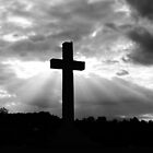 Cross On The Hill II by Lisawv