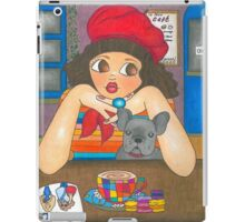 Gigi iPad Case/Skin