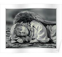 Stone Pillow Poster