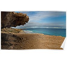 Yorke Peninsula Seascape 1 Poster