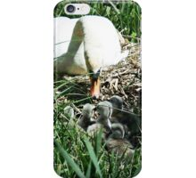 AT Last their here iPhone Case/Skin