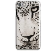 Panther iPhone Case/Skin