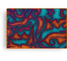Tingle Canvas Print