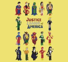 8 bit Justice Kids Clothes