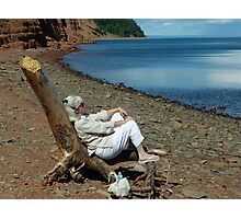 Siesta Time Photographic Print