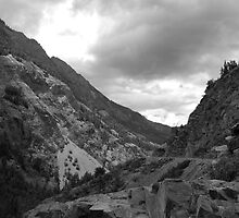 The Colorado Rockies by TheWindSweptSky