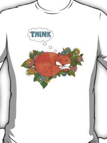 Think Outside the Fox T-Shirt