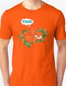 Think Outside the Fox Unisex T-Shirt