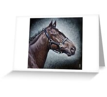 Looking Good- Spancil hill Fair. Greeting Card