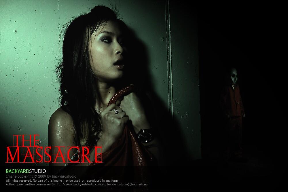 The Massacre by mangpo8