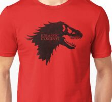 Jurassic is Coming Unisex T-Shirt