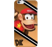 Diddy Kong-Smash 4 Phone Case iPhone Case/Skin